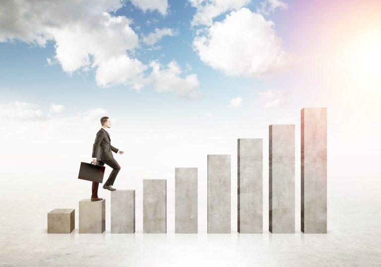 succeeding and career growth